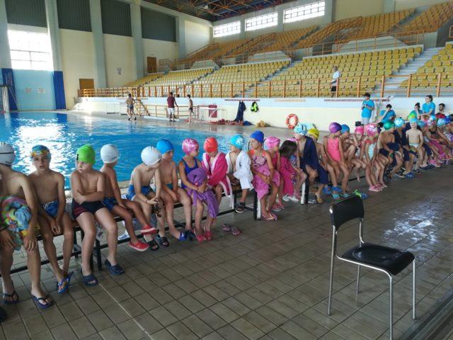Φωτογραφίες από την γιορτή κολύμβησης της ΝΕΠ