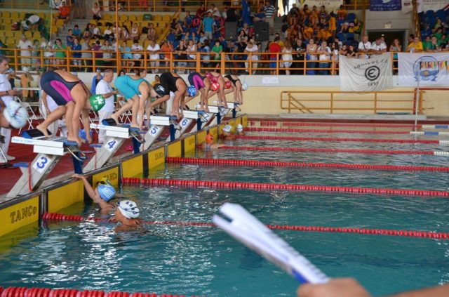 Η 3η ημέρα στο Πανελλήνιο κολύμβησης στον Βόλο