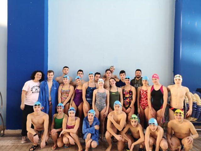 Οι επιτυχίες της Αγωνιστικής ομάδας κολύμβησης της ΝΕΠ