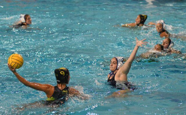 Τα κορίτσια της ΝΕΠ ξανά στην πισίνα