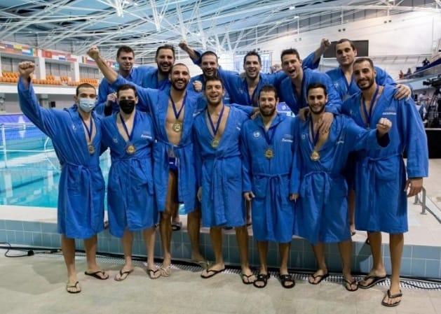 Συγχαρητήρια στην Εθνική Ανδρών πόλο